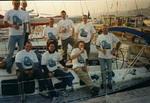 2001 Feb. Segeltörn Adria Nord (Slowenien - Kroatien) - Yachtcharter Schweden & Mitsegeln