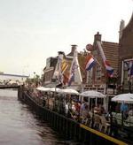 2001 Juli/Aug. Segeltörn Ijsselsmeer - Nordsee - Ostsee (Niederlande - Deutschland) - Yachtcharter Schweden & Mitsegeln