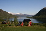 Fjordlandschaften Nordnorwegens
