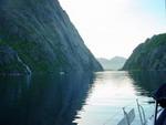 Trollfjord Norwegen