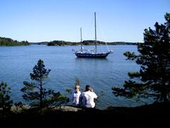 Stockholmer Schären - Mitsegeln Schweden, Yachtcharter Schweden, Bareboat Göteborg