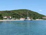Insel Molat, Brgule - Yachtcharter Schweden, Mitsegeln Schweden