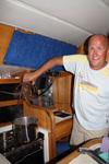 Hummer - Yachtcharter Schweden, Mitsegeln