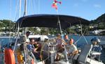 St. George - Yachtcharter Schweden, Mitsegeln