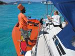 Sidney Dallas - Yachtcharter Schweden, Mitsegeln