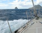 Diamond Rock - Yachtcharter Schweden, Mitsegeln