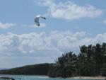 Kitesurfing - Yachtcharter Schweden, Mitsegeln