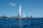 BVI Spring Regatta - Yachtcharter Schweden, Mitsegeln Schweden