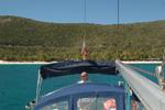 Dead Men's Bay - Yachtcharter Schweden, Mitsegeln Schweden