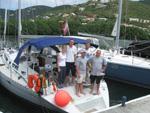 Crew - Yachtcharter Schweden, Mitsegeln Schweden