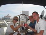 Malaga - Yachtcharter Schweden, Mitsegeln Schweden