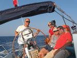 Crotone - Yachtcharter Schweden, Mitsegeln Schweden
