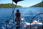 Insel Mljet - Yachtcharter Schweden, Mitsegeln Schweden