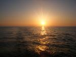 Sonnenaufgang - Yachtcharter Schweden, Mitsegeln Schweden