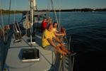 Funtana Crew - Yachtcharter Schweden, Mitsegeln Schweden