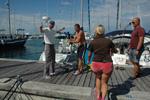 Ankunft in Izola - Yachtcharter Schweden, Mitsegeln Schweden