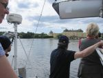 Drottningholm - Yachtcharter Schweden & Mitsegeln, Yacht-Charter Göteborg, Bareboat Stockholm
