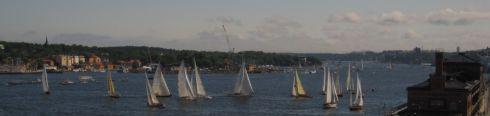 Start Gotland Runt - Yachtcharter Schweden & Mitsegeln, Yachtcharter Stockholm, Yachtcharter Göteborg