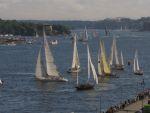 Start Gotland Runt Race - Yachtcharter Schweden & Mitsegeln, Yachtcharter Stockholm, Yachtcharter Göteborg,