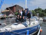 Crewfoto Woche 1 - Yachtcharter Schweden & Mitsegeln Stockholm, Bareboat Göteborg