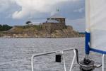 Dalarö Skans - Yachtcharter Schweden & Mitsegeln Stockholm, Yachtcharter Göteborg