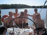 Badebucht - Yachtcharter Stockholm, Yachtcharter Göteborg, Yachtcharter Schweden & Mitsegeln