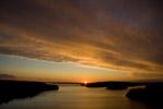 Haersoe Sonnenuntergang - Yachtcharter Schweden & Mitsegeln, Segelcharter Stockholm, Bareboat Göteborg