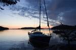 Haersoe Liegeplatz - Yachtcharter Schweden & Mitsegeln, Yacht-Charter Göteborg, Bareboat Stockholm