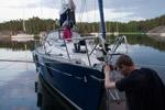 Säck, Krokholmsviken - Yachtcharter Schweden & Mitsegeln Stockholm, Bareboat Göteborg