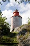 Landsort Leuchtturm - Yachtcharter Schweden & Mitsegeln, Yachtcharter Stockholm, Yacht-Charter Göteborg
