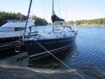 Schwedisches Anlegen - Yachtcharter Göteborg, Yachtcharter Stockholm & Mitsegeln Schweden