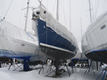Yachtbesichtigung in Stockholm - Yachtcharter Schweden & Mitsegeln