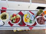 Jause - Yachtcharter Schweden, Mitsegeln Schweden