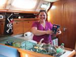 Smutje Katrin - Yachtcharter Schweden, Mitsegeln Schweden