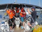 Schiffseinführung - Yachtcharter Schweden, Mitsegeln Schweden
