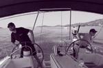 Skipperpaar - Yachtcharter Schweden, Mitsegeln Schweden