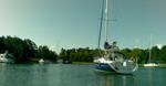 Vor Anker - Yachtcharter Schweden, Mitsegeln Schweden, Bareboat Schweden