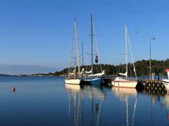 Dalarö - Yachtcharter Schweden, Mitsegeln Schweden, Yachtcharter Stockholm