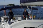 2012 Segeltoern Schweden Stockholmer Schaeren Dalarö - Bullandö Yachtcharter Schweden