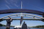 2012 Segeltörn Schweden Stockholmer Schären Dalaroe Bullandoe Yachtcharter Schweden