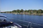 2012 Segeltoern Schweden Stockholmer Schaeren Bullandoe - Ladnafladen Yacht-Charter-Schweden