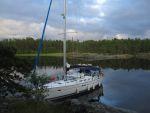Liegeplatz in Fjärdlång - Bareboat Schweden