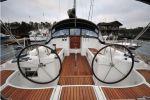 Cockpit - Yachtcharter Schweden, Mitsegeln Schweden, Yachtcharter Göteborg, Yachtcharter Stockholm