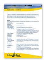 In den Seesack (Packliste Schweden) - Yachtcharter Schweden & Mitsegeln