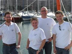 Stammcrew Ocean Spirit 2009-2010