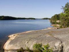 Logbuch Schweden - Segeltörn Stockholmer Schären