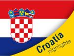 Croatia highlights - Yachtcharter Schweden, Mitsegeln Schweden