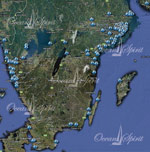 Gästhamns und Marinas Schweden