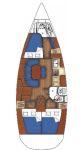 Yachtcharter Svinninge Beneteau Oceanis 393