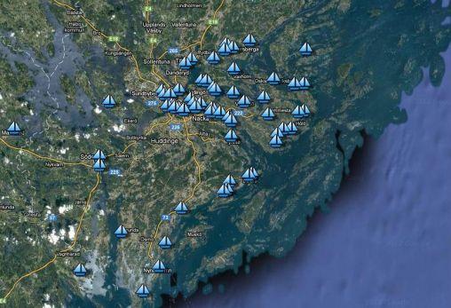 Yachtstandorte Schweden - Yachtcharter Schweden & Mitsegeln
